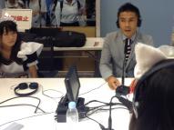 FM豊橋 マニアガイナイト出演  2015.08.26